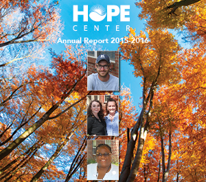 Hope Center Annual Report 2016