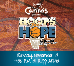 Hoops for Hope, Tuesday, November 10, 2015
