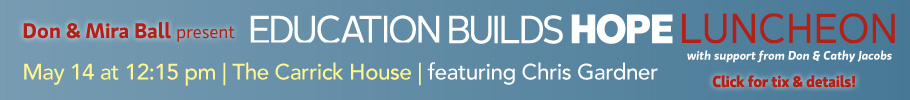 Education Builds Hope Luncheon 2015