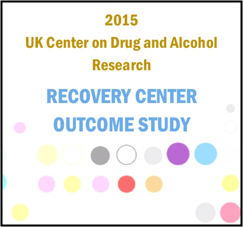 Recovery Center Outcome Study 2015