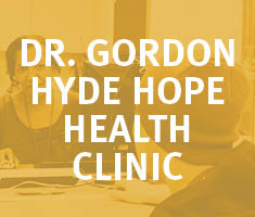 Dr. Gordon Hyde Hope Health Clinic
