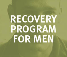 Recovery Program For Men