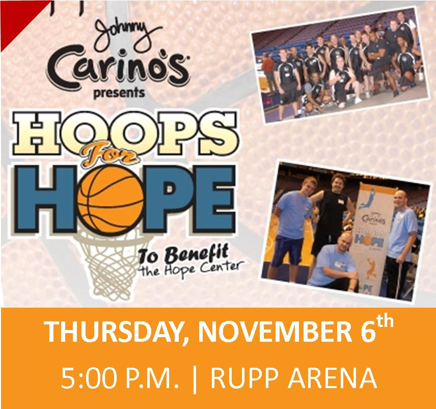 2014 Johnny Carino's Hoops for Hope
