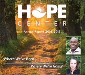 Hope Center Annual Report 2015